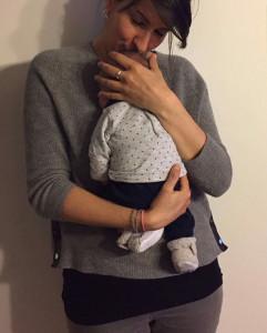 Léo & sa Maman, décembre 2017