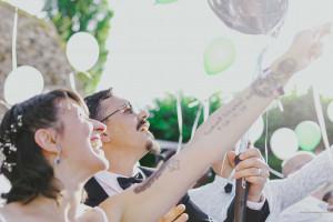 Crédit photo : Simon Cabrejo, lâcher de ballons lors de notre mariage, 29/06/2019. Extrait du texte écrit et prononcé par Papours le même jour.